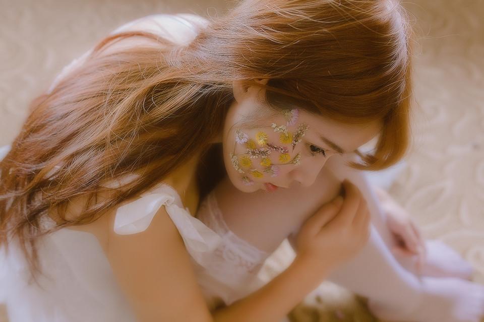 甜美日系少女