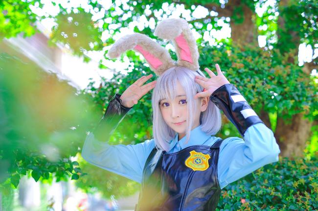 清纯萝莉cosplay1