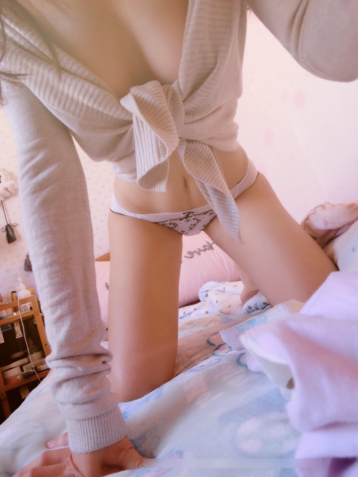 茜公举殿下针织衫6
