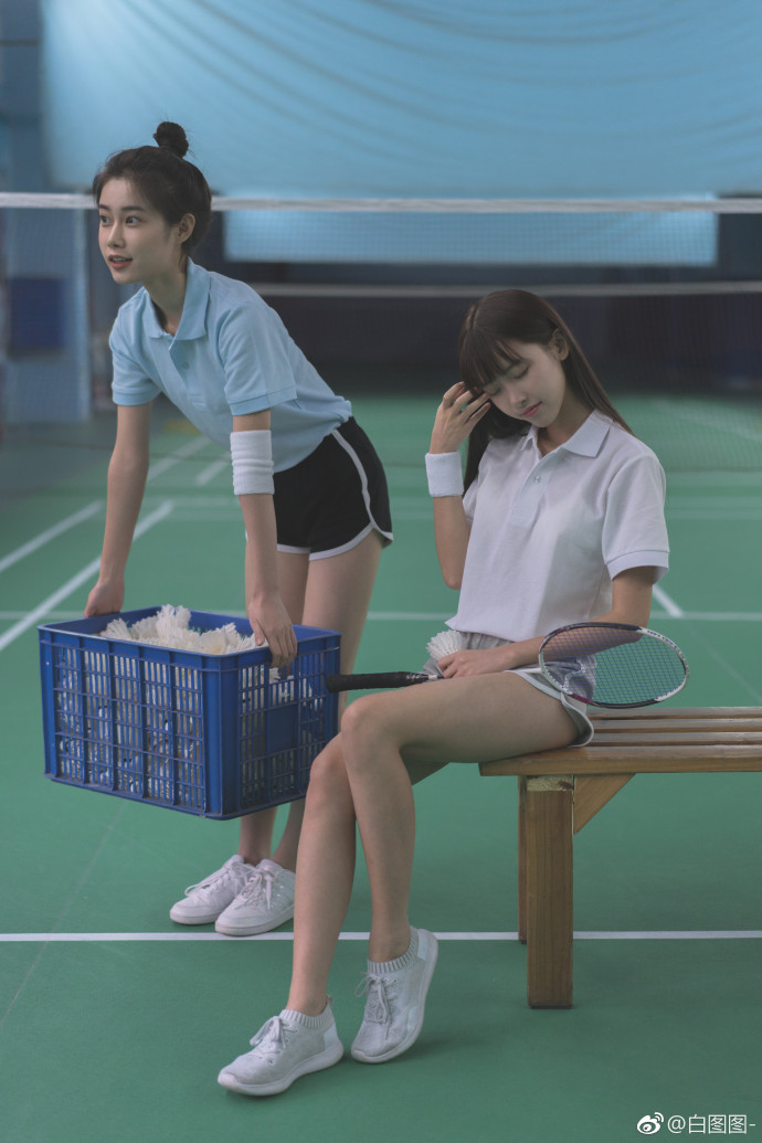和@半藏森林放课后一起去打羽毛球吧