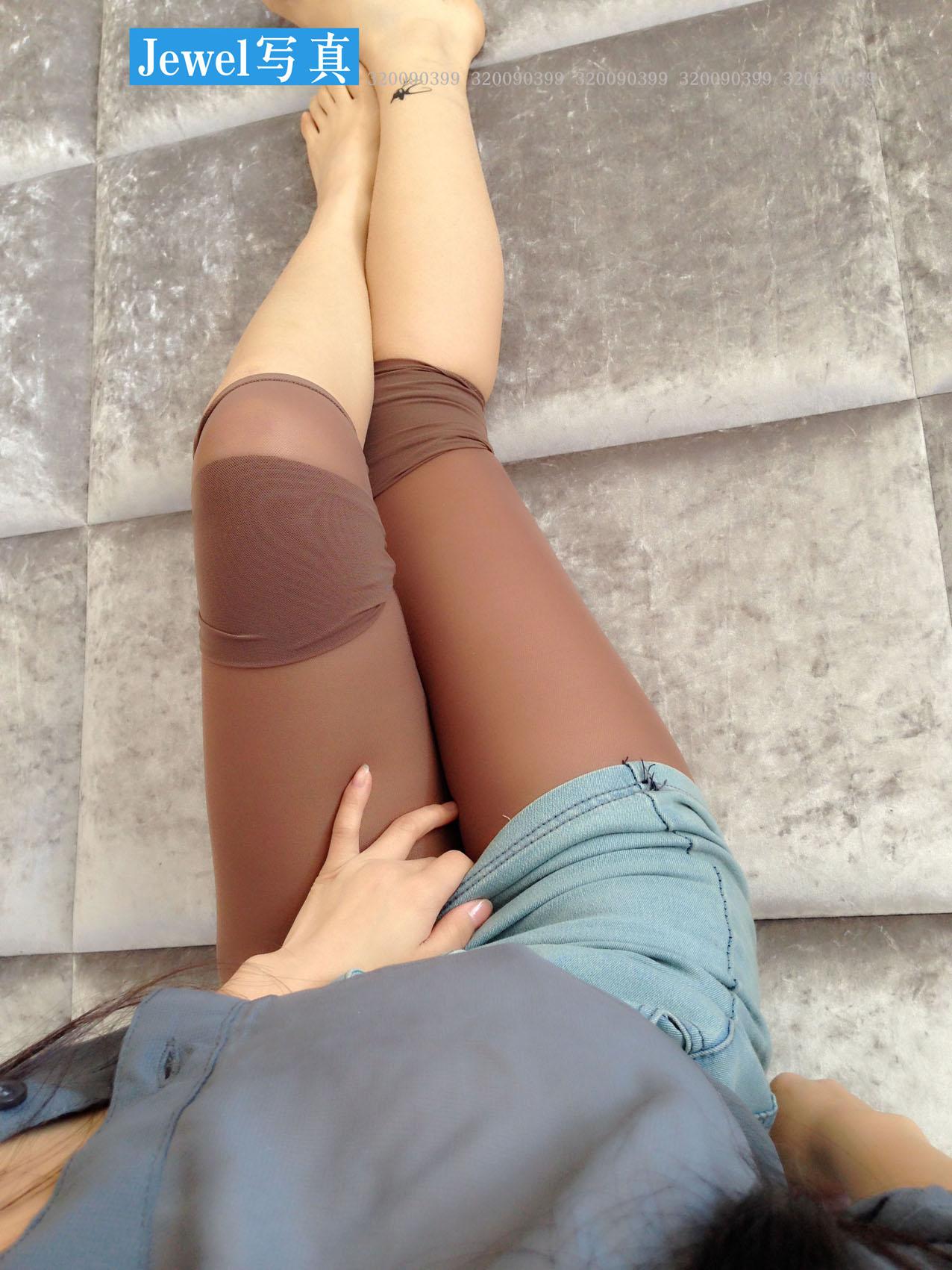 雪婷美腿丝袜