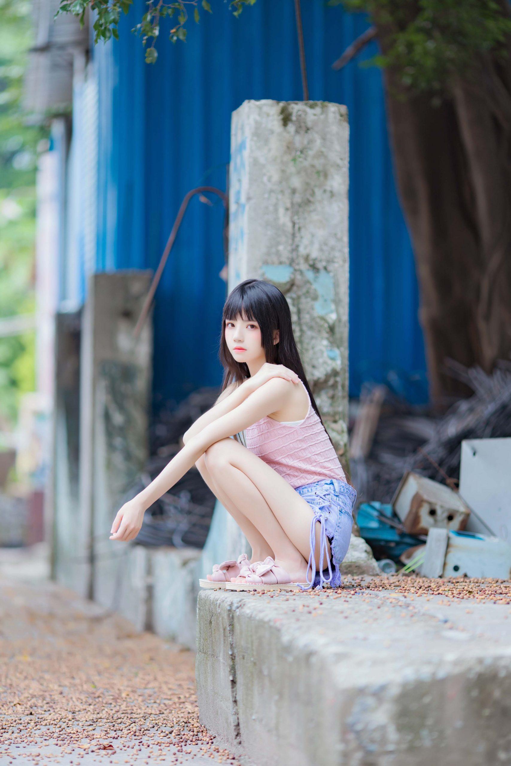 桜桃喵 - 清新独角兽8P