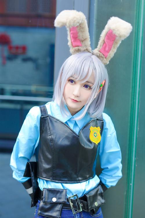 清纯萝莉cosplay0