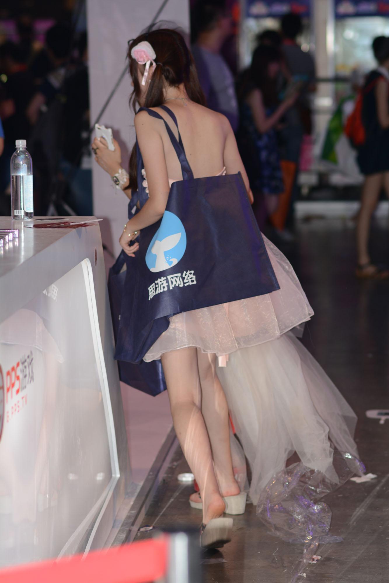 showgirl王干心仪